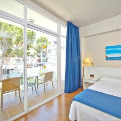 Hotel Spa Flamboyan Caribe 4* Стандартный номер с 2 отдельными кроватями фото 5