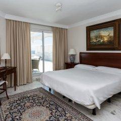 Отель Coral Beach Aparthotel 4* Улучшенные апартаменты с различными типами кроватей фото 11