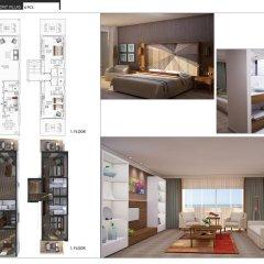 Отель Nirvana Lagoon Villas Suites & Spa 5* Вилла с различными типами кроватей фото 8