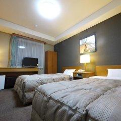Hotel Route-Inn Court Fujioka 3* Стандартный номер с 2 отдельными кроватями фото 4