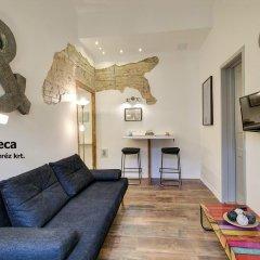 Апартаменты Little Americas Oktogon Apartments комната для гостей фото 5