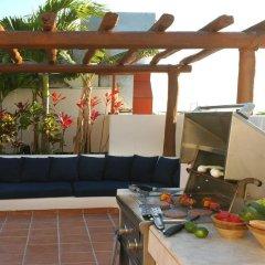 Отель Porto Playa Condo Hotel & Beachclub Мексика, Плая-дель-Кармен - отзывы, цены и фото номеров - забронировать отель Porto Playa Condo Hotel & Beachclub онлайн бассейн фото 2