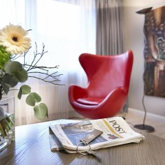 Hotel Dusseldorf City by Tulip Inn 4* Стандартный номер с двуспальной кроватью