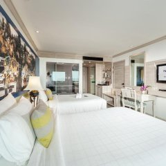Отель Novotel Phuket Resort 4* Номер Делюкс с 2 отдельными кроватями фото 5
