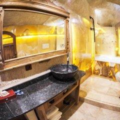 Gamirasu Hotel Cappadocia 5* Люкс с различными типами кроватей фото 25