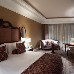 Лотте Отель Москва 5* Номер Делюкс двуспальная кровать фото 4