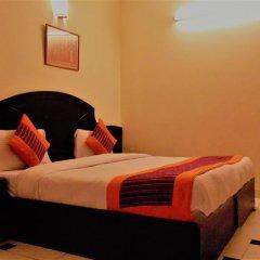 Hotel Maharaja Continental Номер Делюкс с различными типами кроватей фото 14