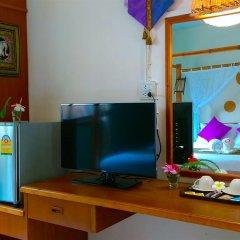 Отель Kantiang Oasis Resort & Spa 3* Улучшенный номер с различными типами кроватей фото 15