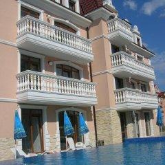 Отель Guest House Aristokrat Болгария, Аврен - отзывы, цены и фото номеров - забронировать отель Guest House Aristokrat онлайн бассейн фото 2