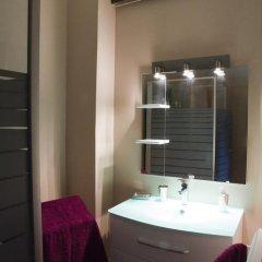 Отель La Closerie de Fourvière Франция, Лион - отзывы, цены и фото номеров - забронировать отель La Closerie de Fourvière онлайн ванная фото 2