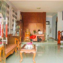Отель Lam Chau Homestay интерьер отеля фото 3