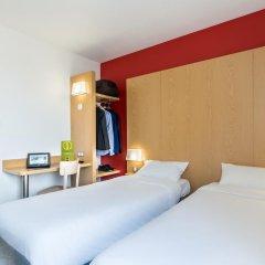 Отель B&B Hôtel CANNES Ouest La Bocca 3* Стандартный номер с 2 отдельными кроватями фото 3