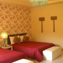 Отель Pictory Garden Resort 3* Стандартный номер с разными типами кроватей фото 14
