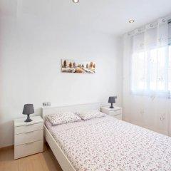 Отель Bed and Go Apartments Lloret Испания, Льорет-де-Мар - отзывы, цены и фото номеров - забронировать отель Bed and Go Apartments Lloret онлайн комната для гостей фото 5
