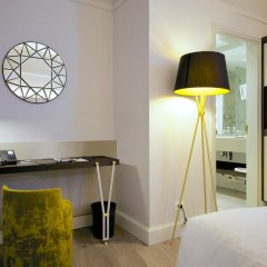 Hotel Cerretani Firenze Mgallery by Sofitel 4* Улучшенный номер с различными типами кроватей фото 9