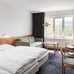 Vejle Center Hotel 3* Стандартный номер с разными типами кроватей фото 4
