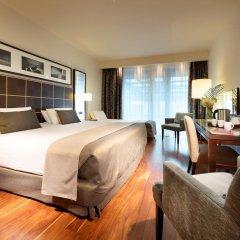 Отель Eurostars Berlin 5* Стандартный номер с двуспальной кроватью фото 2