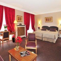 Hotel Le Littre 4* Стандартный номер с различными типами кроватей фото 4
