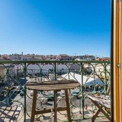 Апартаменты Lisbon Heart Apartments балкон
