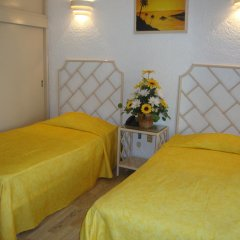 Sands Acapulco Hotel & Bungalows 2* Бунгало с разными типами кроватей фото 3