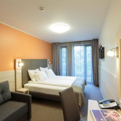 Wellton Riga Hotel And Spa 5* Стандартный номер фото 14