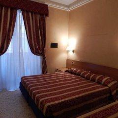 Hotel Milazzo Roma 2* Стандартный номер с различными типами кроватей фото 7