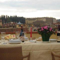 Отель Relais Piazza Signoria Флоренция питание