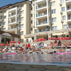 Отель Aparthotel Sunny Beach Hills - Official Rental пляж