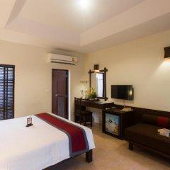 Отель Baan Chaweng Beach Resort & Spa 3* Номер Superior building с различными типами кроватей фото 5