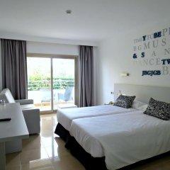 Hotel Pamplona 4* Стандартный номер с различными типами кроватей фото 3
