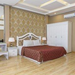 Saga Hotel 2* Люкс повышенной комфортности с различными типами кроватей фото 5