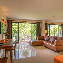 Отель Srisuksant Resort 4* Улучшенный номер с различными типами кроватей фото 4