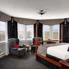 Отель The Gatsby Mansion Канада, Виктория - отзывы, цены и фото номеров - забронировать отель The Gatsby Mansion онлайн комната для гостей