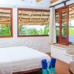 Отель Las Nubes de Holbox 3* Люкс с различными типами кроватей фото 10