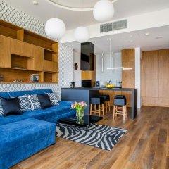 Отель Apartamenty Sky Tower Студия с различными типами кроватей фото 2