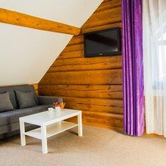 Гостиница Березка 4* Стандартный номер с 2 отдельными кроватями фото 3