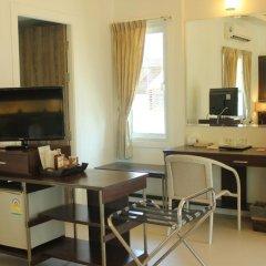 Отель Al's Laemson Resort 3* Вилла Делюкс с различными типами кроватей фото 12