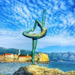 Отель Marina City Черногория, Будва - отзывы, цены и фото номеров - забронировать отель Marina City онлайн спортивное сооружение