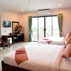 Отель Krabi Phetpailin Hotel Таиланд, Краби - отзывы, цены и фото номеров - забронировать отель Krabi Phetpailin Hotel онлайн комната для гостей фото 4