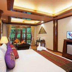 Отель Royal Phawadee Village 4* Люкс повышенной комфортности фото 4