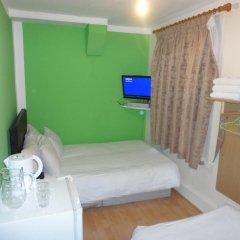 City View Hotel Roman Road Номер категории Эконом с различными типами кроватей