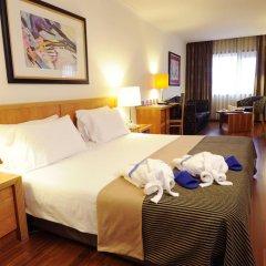 Radisson Blu Hotel комната для гостей