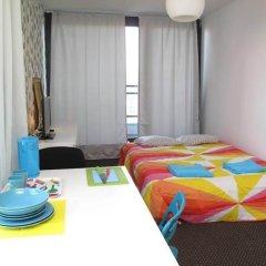 Hostel Wola Park Стандартный номер с различными типами кроватей фото 5