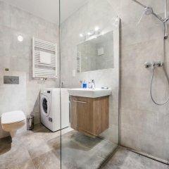 Отель Apartinfo Szafarnia Apartments Польша, Гданьск - отзывы, цены и фото номеров - забронировать отель Apartinfo Szafarnia Apartments онлайн ванная