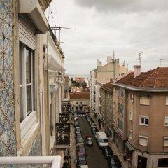 Отель Casa Do Monte балкон