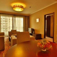 Отель Rayfont Downtown Hotel Shanghai Китай, Шанхай - 3 отзыва об отеле, цены и фото номеров - забронировать отель Rayfont Downtown Hotel Shanghai онлайн комната для гостей фото 5