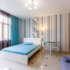 Мини-Отель Amosov's House Стандартный номер с различными типами кроватей фото 15