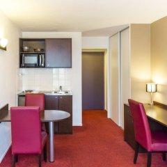 Отель Aparthotel Adagio access Vanves Porte de Versailles 3* Апартаменты с разными типами кроватей фото 3