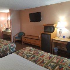 Отель Baymont Inn & Suites - Sullivan 2* Стандартный номер с 2 отдельными кроватями