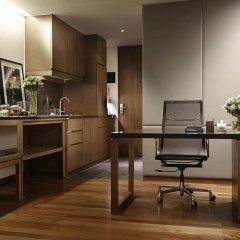 Отель Hansar Bangkok 5* Люкс повышенной комфортности с различными типами кроватей фото 2